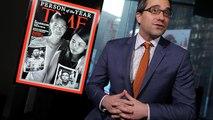 Time magazine : des journalistes désignés personnalités de l'année