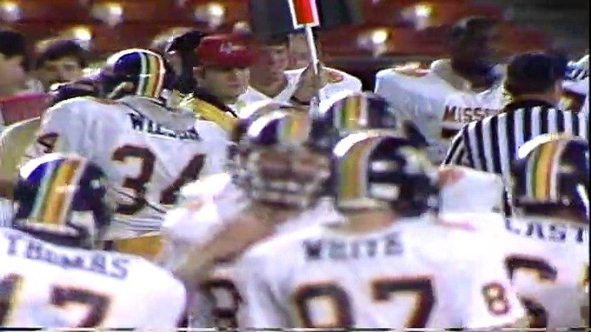 Holiday Bowl - Missouri vs  BYU