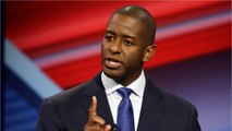 Andrew Gillum Spoke At Democratic National Committee Event