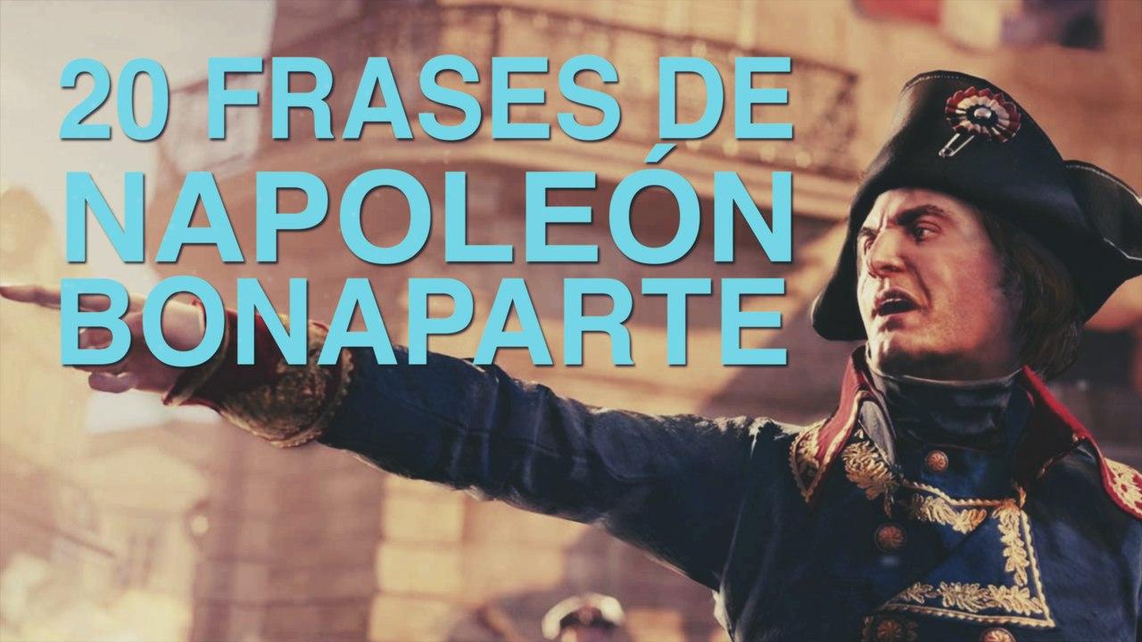 20 Frases De Napoleón Bonaparte El Hombre Que Dominó Europa