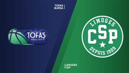 7Days EuroCup Highlights Regular Season, Round 9: Tofas 92-98 Limoges