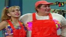 Adolfo Chuiman Con Las Conquistadores Monica Adaro, Monica Torres En Risas Y Salsa