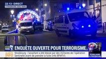 Strasbourg: un nouveau bilan fait état d'au moins deux morts et de onze blessés