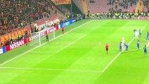 UEFA CL  : Le penalty de Feghouli vu des tribunes