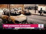 Suspenden alza de impuestos a combustibles en Francia... por ahora | Noticias con Yuriria