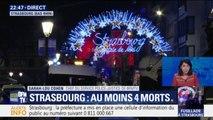 Strasbourg: le bilan s'alourdit à au moins quatre morts