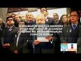 Jueces y magistrados vs López Obrador y su reducción de sueldos   Noticias con Francisco Zea