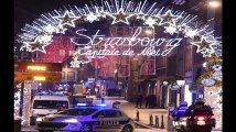 Fusillade à Strasbourg: Au moins 2 mort et 11 blessés, le suspect en fuite