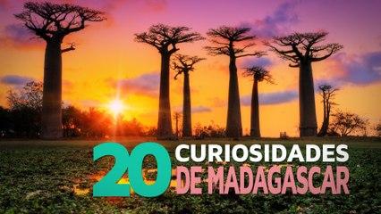 20 Curiosidades de Madagascar | El país de las especies únicas