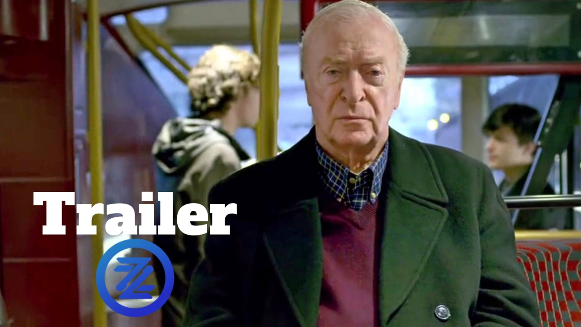 King of Thieves Trailer #1 (2018) Michael Caine Drama Movie HD