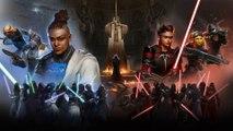 Star Wars : The Old Republic – Trailer de lancement 'Jedi assiégés'