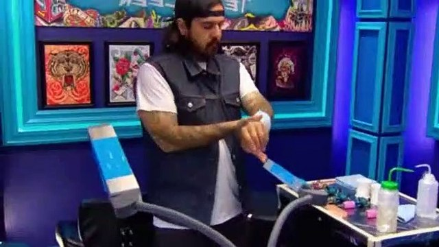 Ink Master - S11E15 - Prelude to a Bloodbath - December 11, 2018 || Ink Master (12/11/2018)