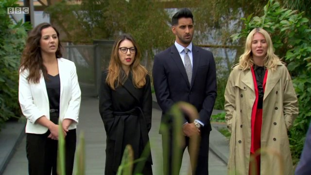 The Apprentice (UK) - S14E11 - The Final Five - December 11, 2018    The Apprentice UK (12/11/2018)