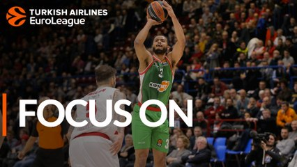 Focus on: Shavon Shields, KIROLBET Baskonia Vitoria-Gasteiz
