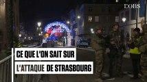 Fusillade à Strasbourg : au moins trois morts et treize blessés