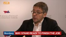 Ian Bremmer on Brexit Negotiations, No-Confidence Vote, U.S.-China Trade
