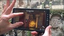 VIDEO Loches - Visite virtuelle du donjon (1/3) :  la grande salle