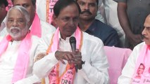 KCR Press Meet : KCR Says I will Make Changes In This Country In One Month | Oneindia Telugu