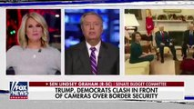 Lindsey Graham: 'Secure Borders Is Not A Manhood Thing, It's a National Security Thing'