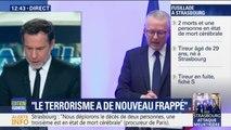 """Rémy Heitz: le casier judiciaire de l'assaillant """"supporte 27 condamnations pour des faits de droit commun"""""""