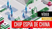 Supermicro y los chips espía de China