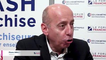 Pierre ARNAUD - Franchiseur ADOMIS
