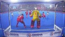 England vs Argentina Highlights - Men's Hockey World Cup