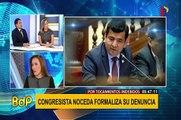 """Paloma Noceda sobre López Vilela: """"No sé porque este hombre se atrevió a vulnerarme"""""""