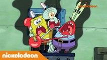 Bob l'éponge | Ouille ! Un oursin ! | Nickelodeon France
