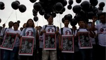 Myanmar Activists Stage Rally On Anniversary Of Reuters Reporters' Arrest