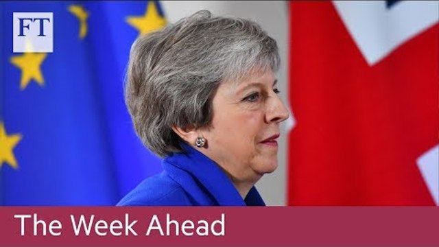 Brexit deal vote, ECB meeting, Inditex results