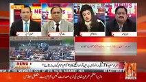 Kia Murad Saeed Ke Zariye Imran Khan Se NRO Manga Jaraha Hai.. Zara Qazi Response