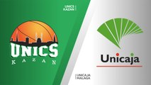 UNICS Kazan - Unicaja Malaga  Highlights | 7DAYS EuroCup, RS Round 9