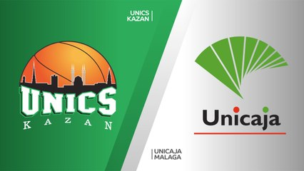 7Days EuroCup Highlights Regular Season, Round 9: UNICS 87-84 Unicaja