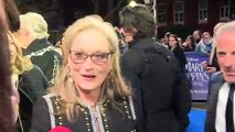 Meryl Streep says Mary Poppins is a gift at a needful time