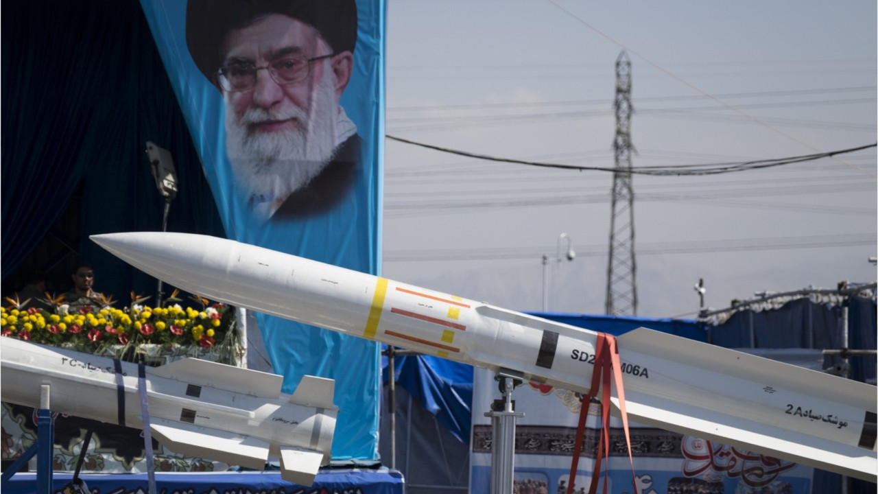 Pompeo Says Iran's Missile Program Continues In Defiance Of UN Security Council