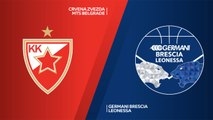 Crvena Zvezda mts Belgrade - Germani Brescia Leonessa Highlights | 7DAYS EuroCup, RS Round 9