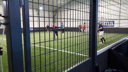 Nimurg - Tonnerre Yaoudé - 3em journée - 12 décembre 2018 - Univers Soccer -video2