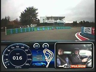 Votre video de stage de pilotage B013081218PPUL0042