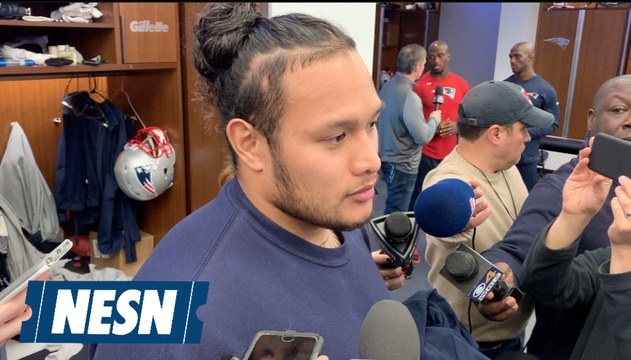 Danny Shelton Talks Patriots' Week 15 Matchup vs Steelers