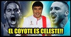 """Alianza Lima vs Sporting Cristal: """"Coyote"""" Rivera quiere un  triunfo celeste en Matute"""
