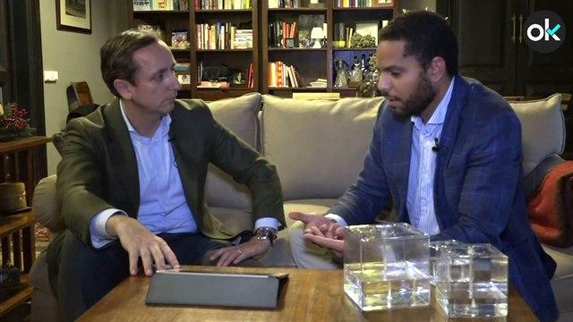 "Ignacio Garriga: ""He sido amenazado por defender España, que Valls e Iglesias no nos den lecciones"""