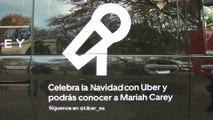 Lola Indigo y Carlos Right versionan a Mariah Carey en un karaoke por Madrid