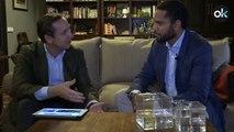 Entrevista completa a Ignacio Garriga, portavoz de VOX en Barcelona