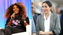 Serena Williams Loves That Meghan Markle Promotes Her Clothing Line