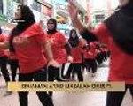 AWANI - Pahang: Senaman atasi masalah obesiti