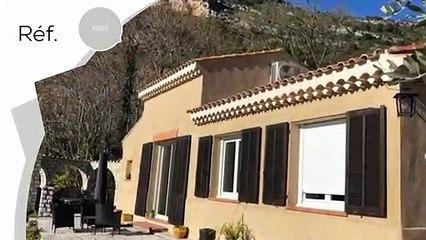 A vendre - Maison/villa - St jeannet (06640) - 3 pièces - 77m²