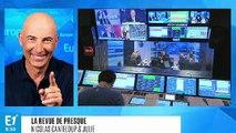 """Laurent Wauquiez après l'annonce de l'attentat de Strasbourg : """"je lance mon niveau d'alerte Urgence récupération !"""" (Canteloup)"""
