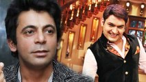 Kapil Sharma - Ginni Wedding: Sunil Grover shuts down troller; Here's Why | FilmiBeat