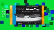 Code Reading: The Open Source Perspective: Open Source Perspective v. 1 (Effective Software